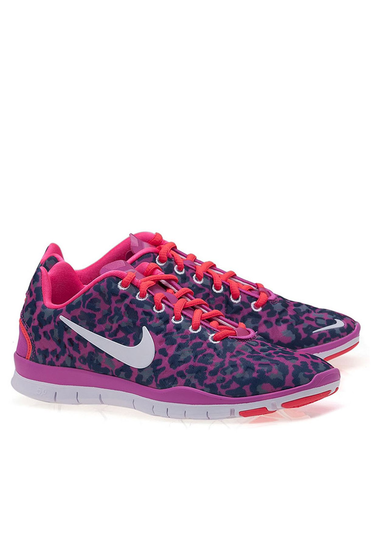 official photos 9da4c e8236 Shop Nike purple Free TR Fit 3 PRT 555159-601 for Women in Bahrain -  NI727SH07CMA