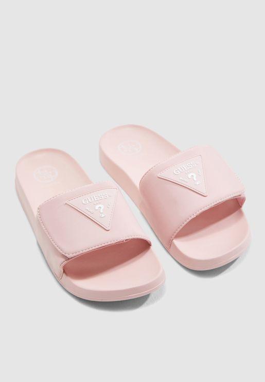 Souta Flat Sandal