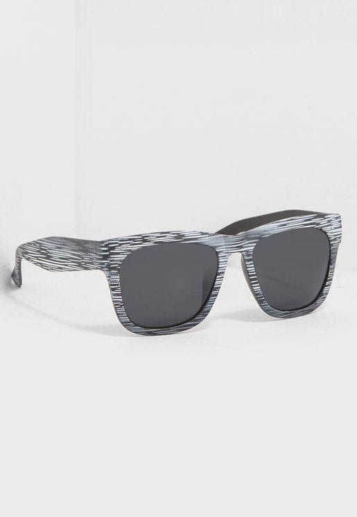 Printed Wayfarer Sunglasses