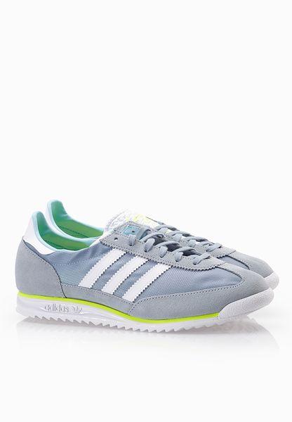 Adidas Originals SL72 Grey Sneakers - Women