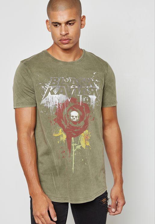 Riff printed T-Shirt