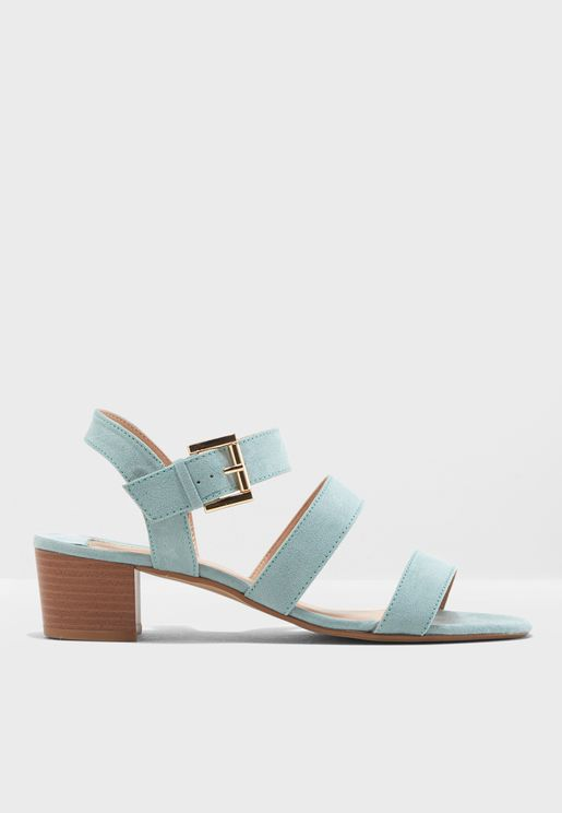 Savana Strappy Sandal