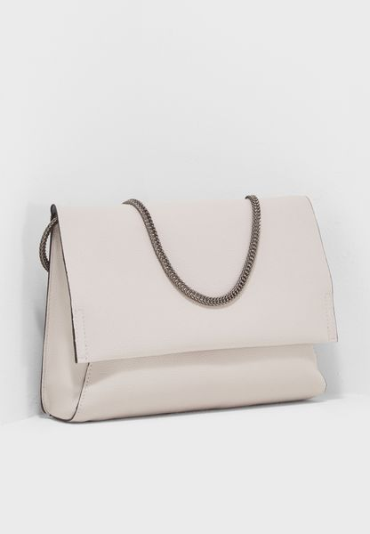 Charlie Unlined Clutch