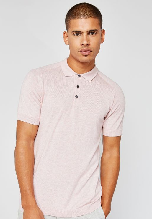 Jack Knitted Polo