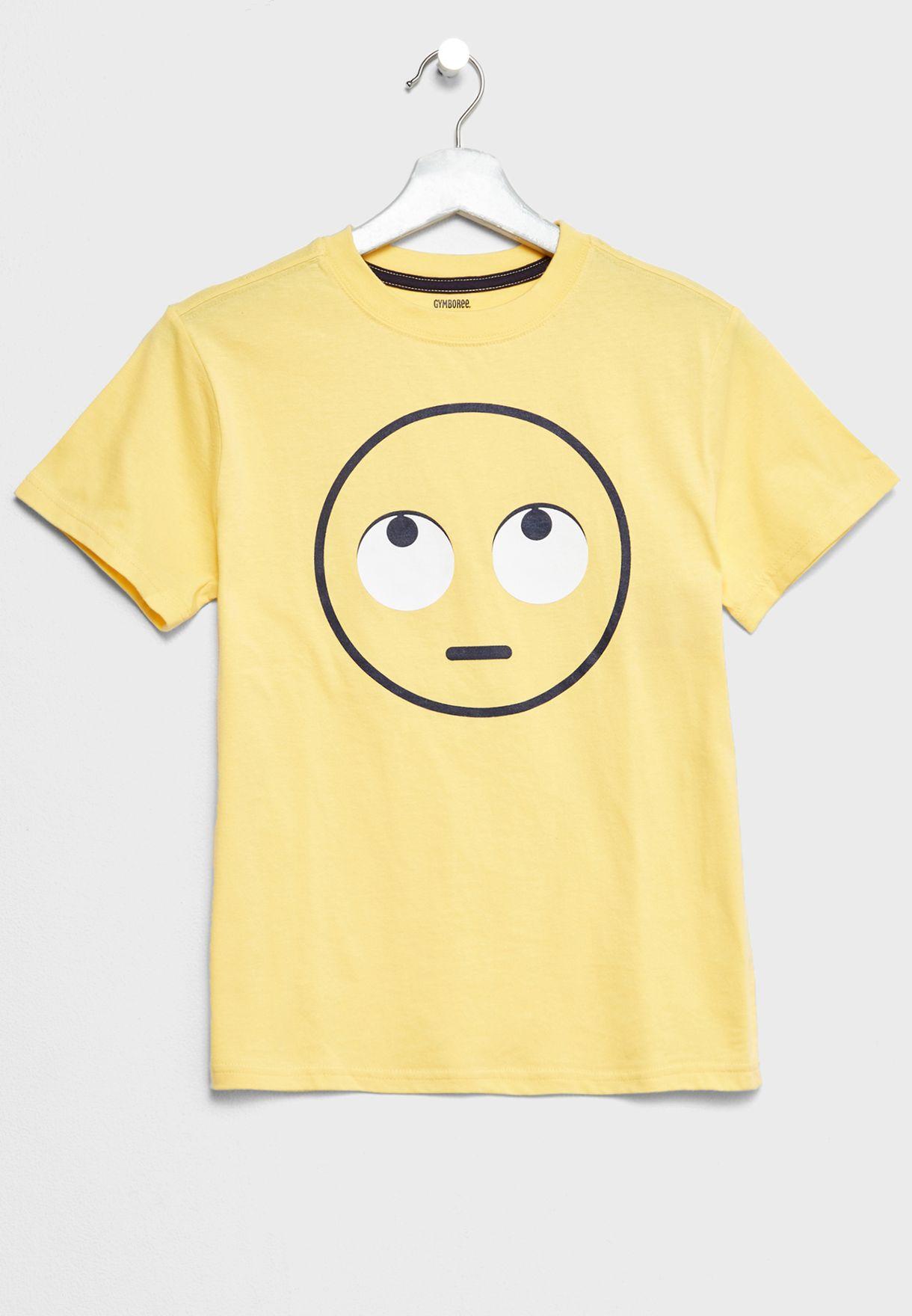 Kids Emoji T-Shirt