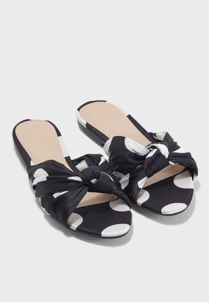 Giberta Dots Sandal