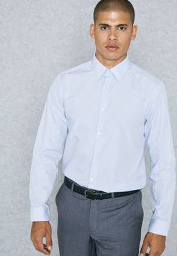 Slim Fit Essential Shirt
