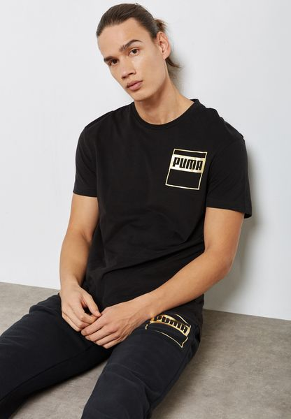 Rebel Gold T-Shirt