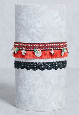 Bambu Necklace
