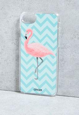 iPhone 7 Flamingo Cover