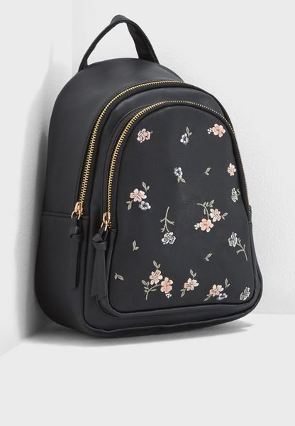 Frances Floral Mini Backpack