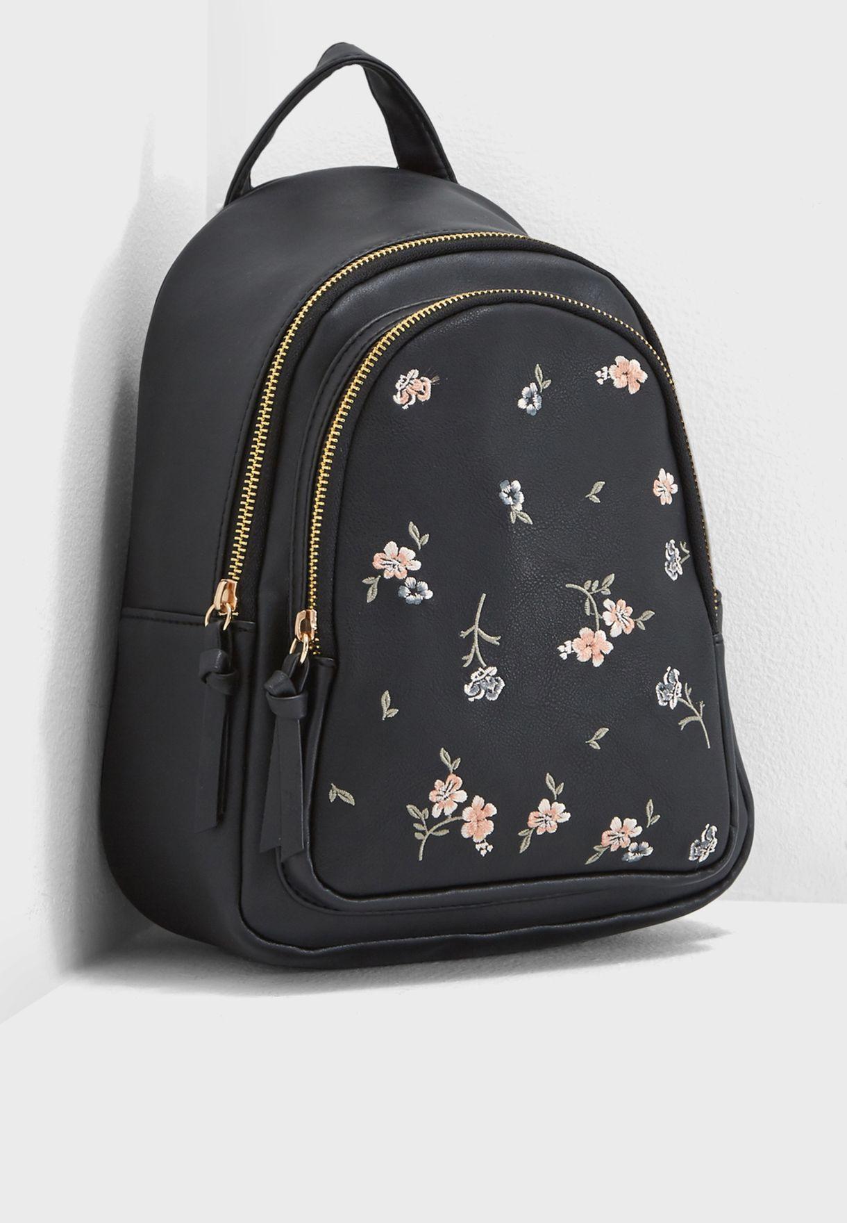 Frances Floral Mini Backpack