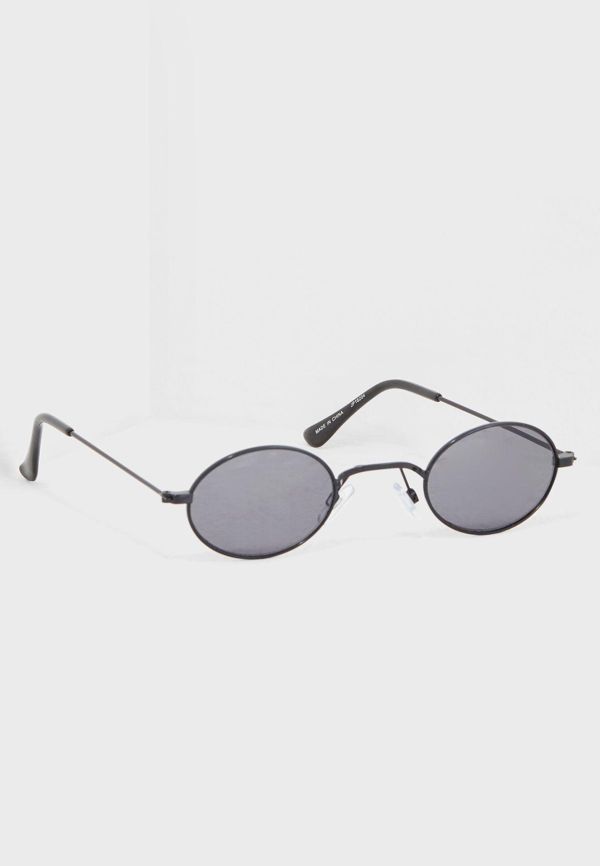 28e9c1265 تسوق نظارات شمسية دائرية صغيرة ماركة جيبيرس بيبيرس لون أسود JP18204 ...
