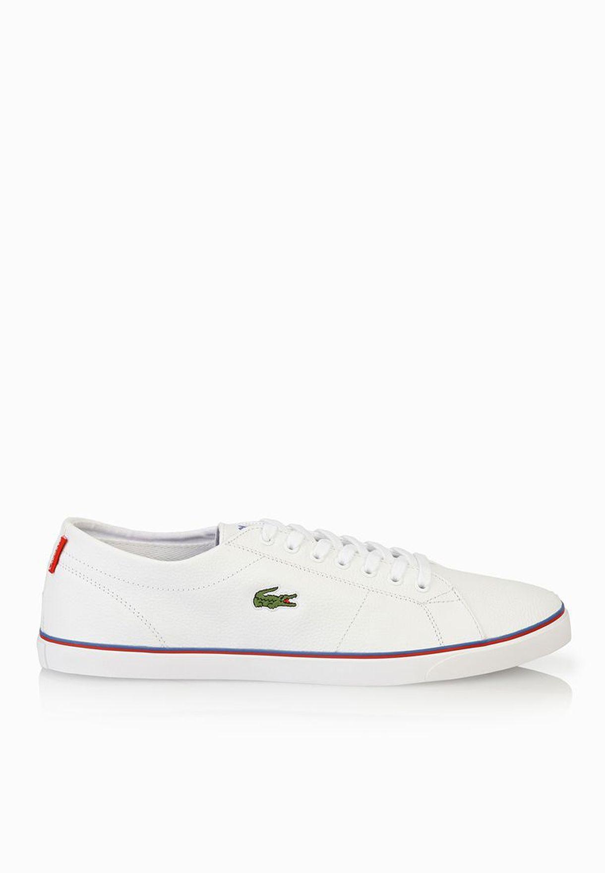 e0ea0e234ab641 ... Low top trainers Lacoste L.GHT PIQ Black Shoes for Men  Shop Lacoste  white Marcel TCL 30SPM0026-21G for Men in UAE ... good . ...