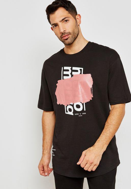 Mel Crew Neck T-Shirt
