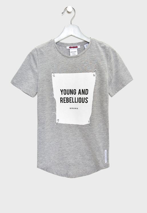 Teen Lew T-Shirt