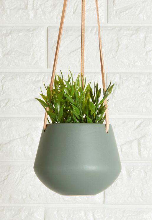 Small Skittle Hanging Pot