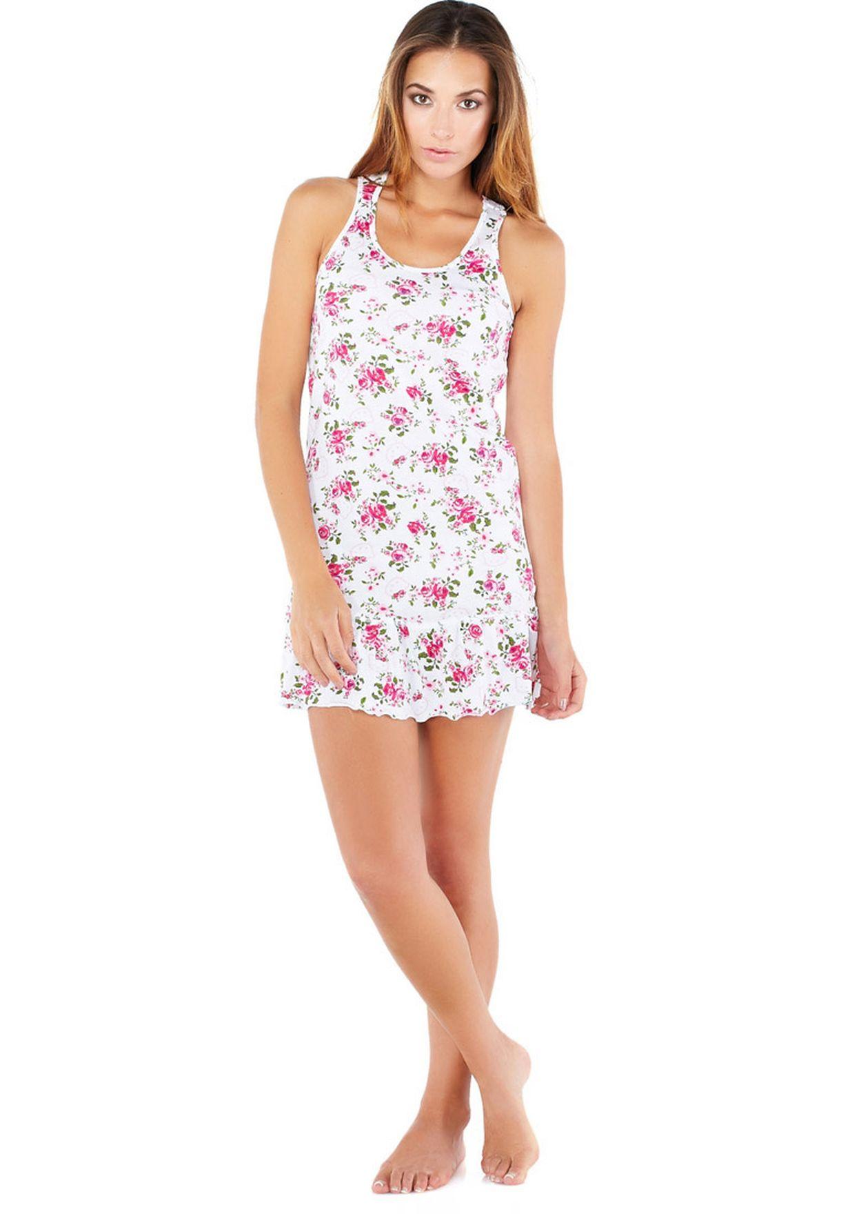 08feee300 Shop Hello Kitty prints Hello Kitty Sleep Shirt for Women in Oman ...
