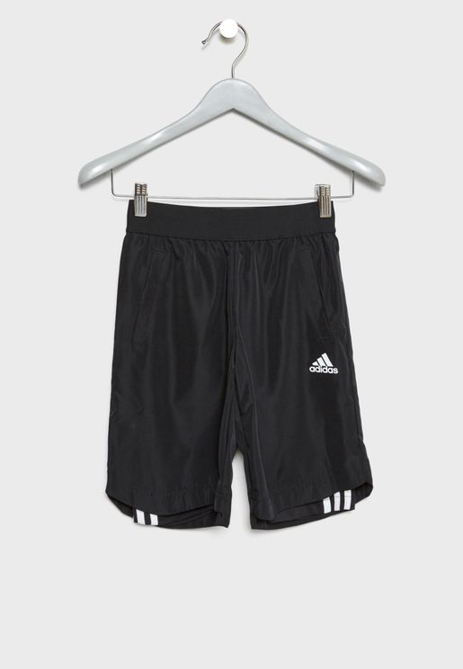 Youth Logo 2In1 Shorts
