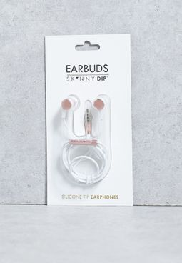 Marshmallow Earbuds