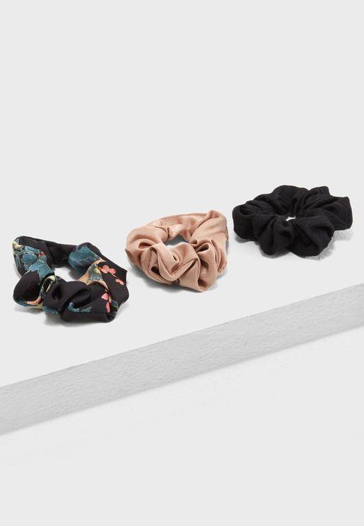 Floral Romance Scrunchie