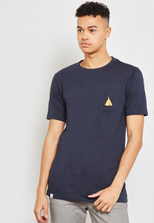 Deric Crew Neck T-Shirt