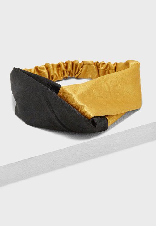 Colourblock Headband