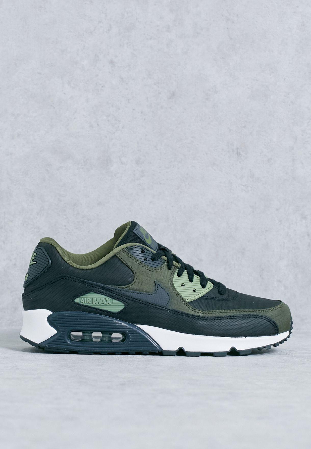 newest 12ee4 2f448 Shop Nike multicolor Air Max 90 Premium 700155-002 for Men in Oman -  NI727SH07ZDC