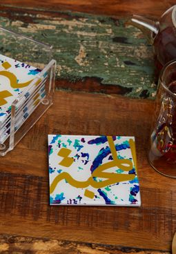 6 Pack Fairuz Coasters
