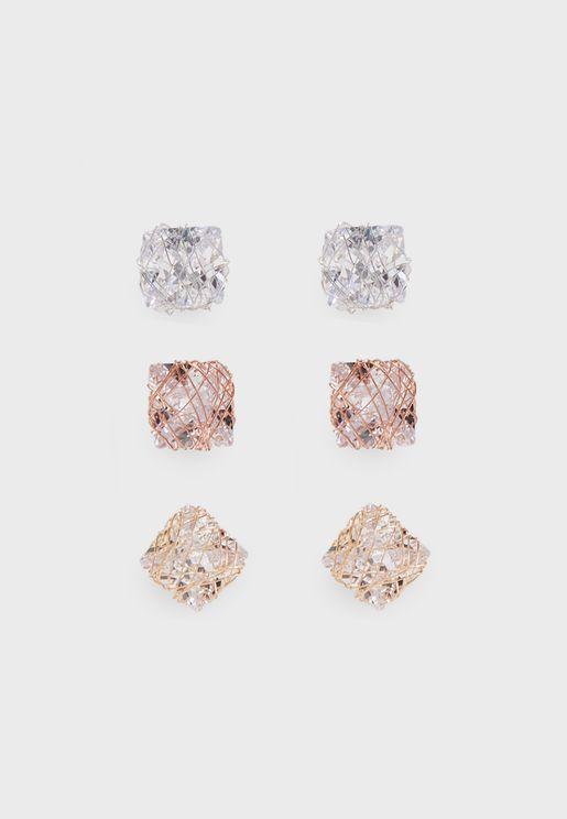 Multipack Dolonna Earrings