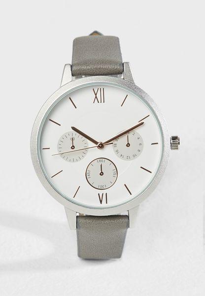 Matte 2 Tone Watch