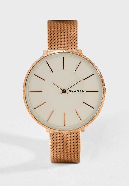 SKW2726 Karolina Steel Watch