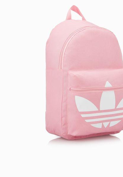 adidas pastel rose light rucksack