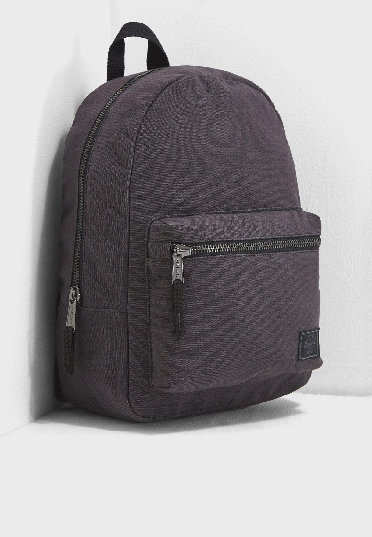 115f1964fea Shop Herschel grey Grove X-Small Backpack 10261-01837-OS for Women ...