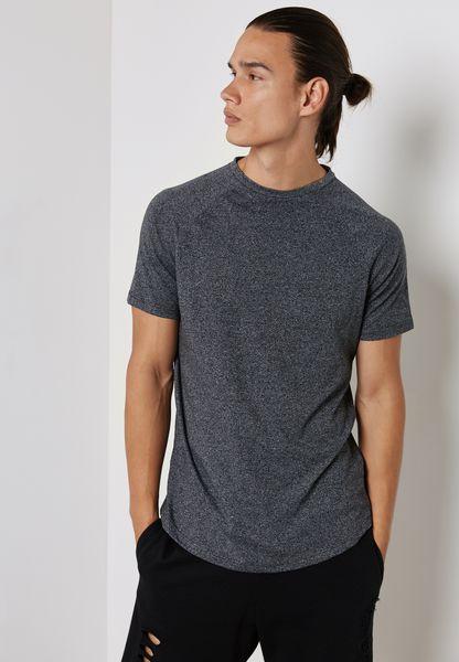 Hem Raglan T-Shirt