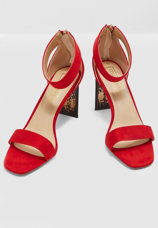 Kash Ankle Strap Sandal