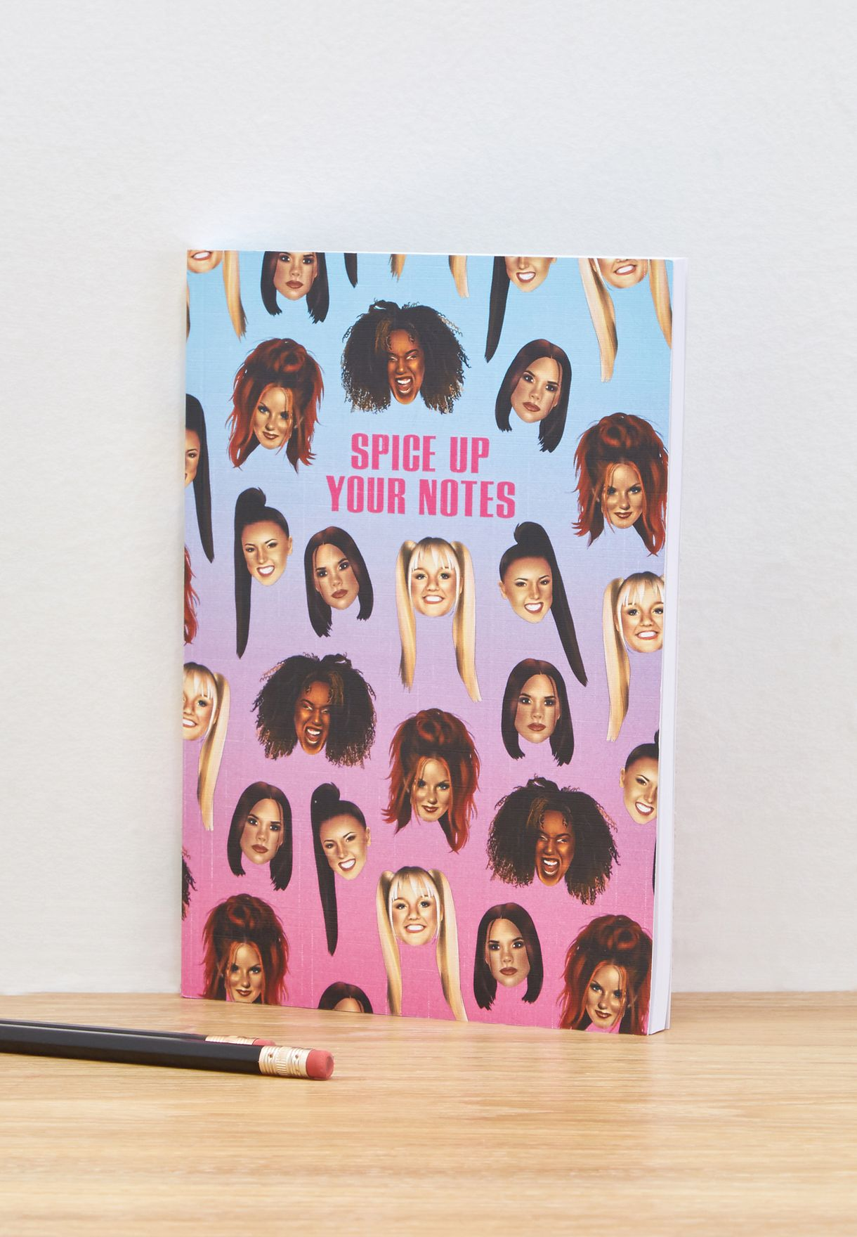 7a802e31f5c Shop Central 23 prints A5 Spice Girls Notebook Spice Girls Notebook ...