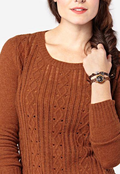 Fossil Women's Bracelet JF00117040 iewed