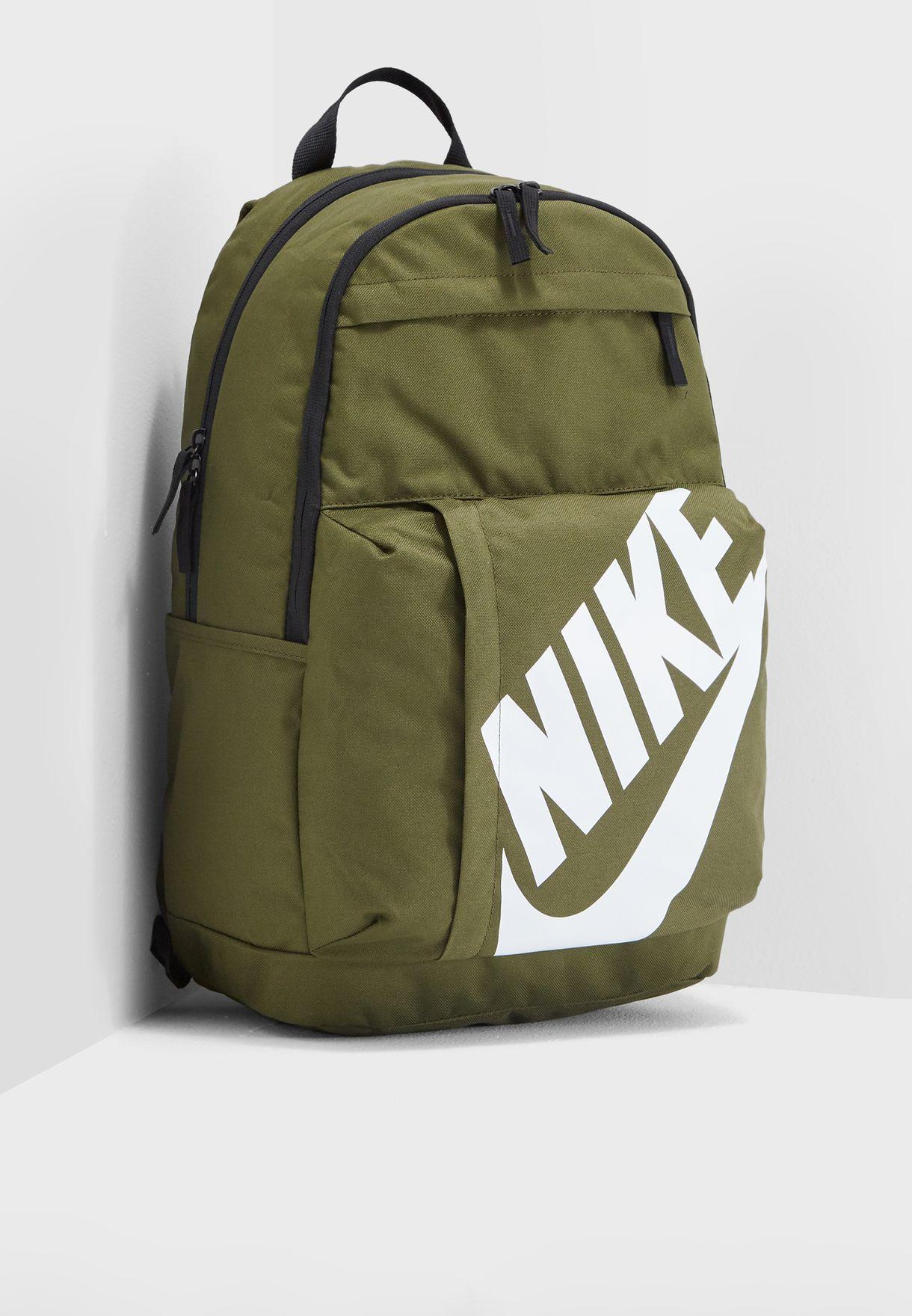 0a3a75fa5595 Shop Nike green Elemental Backpack BA5381-395 for Men in Saudi -  NI727AC96HAX