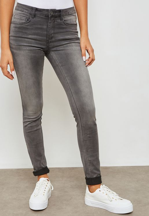 Regular Skinny Jeans