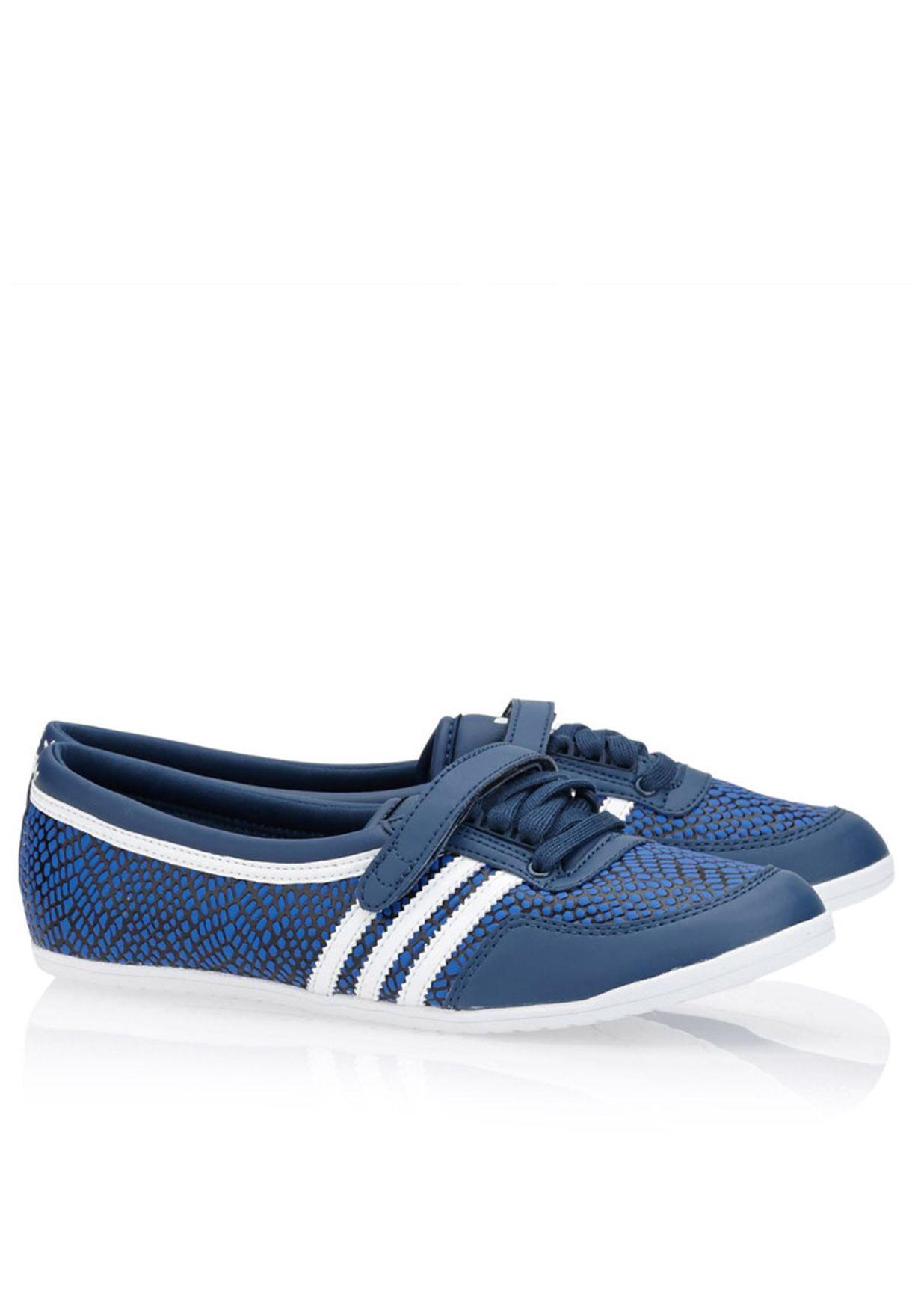 a76f949ac4af19 Shop adidas Originals blue Concord Round W Slip Ons M20858 for Women ...