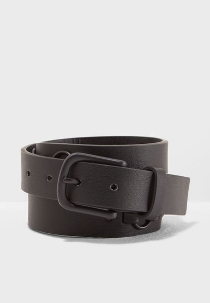 Circle Hardwear Detail Belt