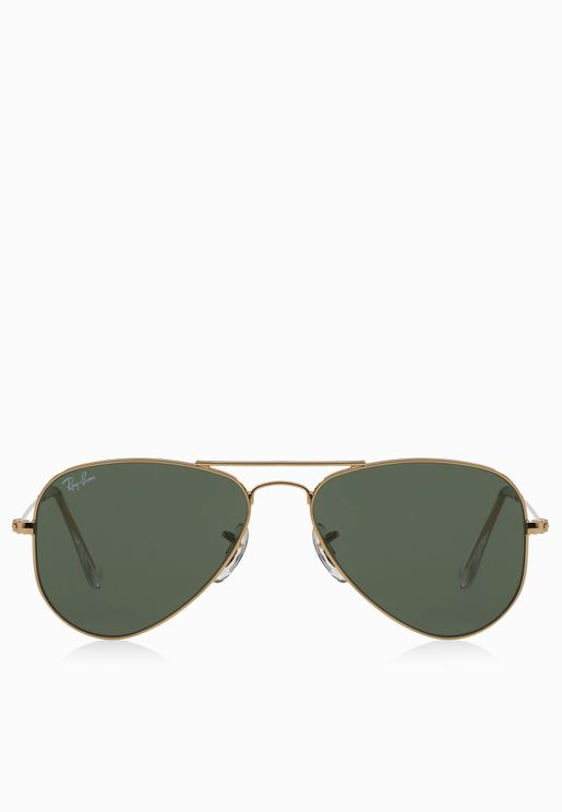 نظارة شمسية افياتور صغيرة