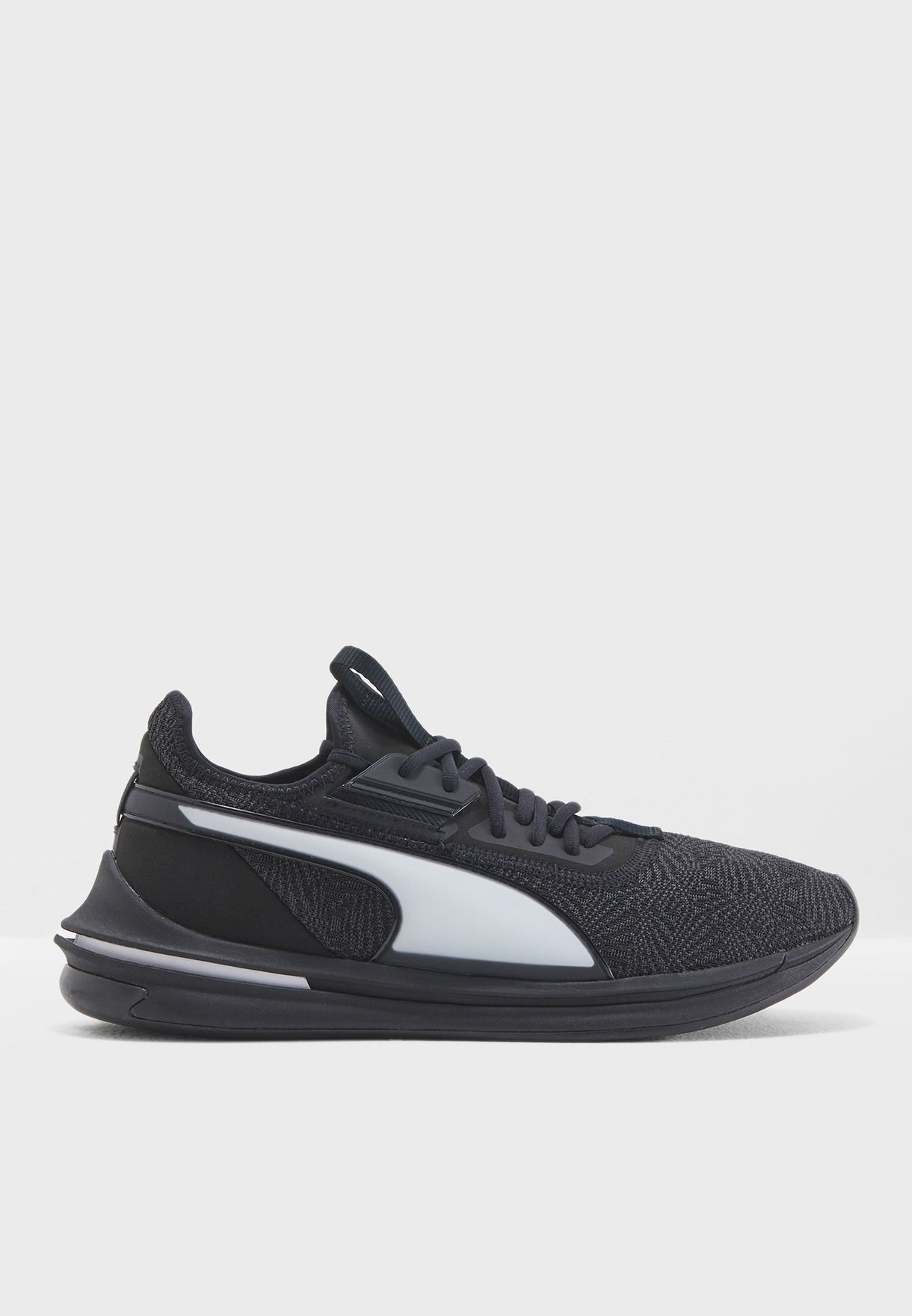 4478f7733f44 Shop PUMA black Ignite Limitless SR-71 19113201 for Men in UAE ...