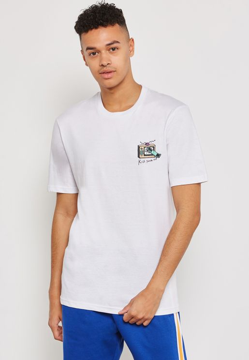 Tbar Crewneck T-Shirt