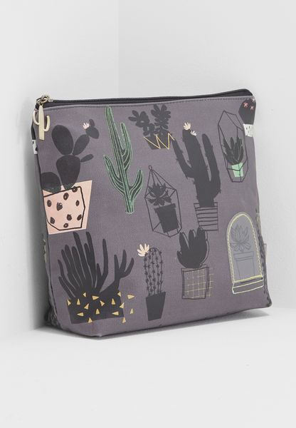 Urban Garden Wash Bag
