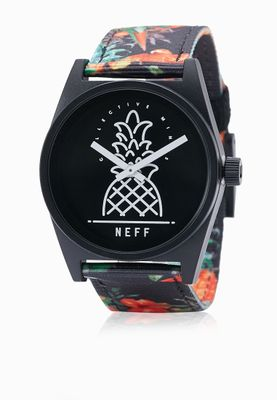 Neff Daily Woven Watch