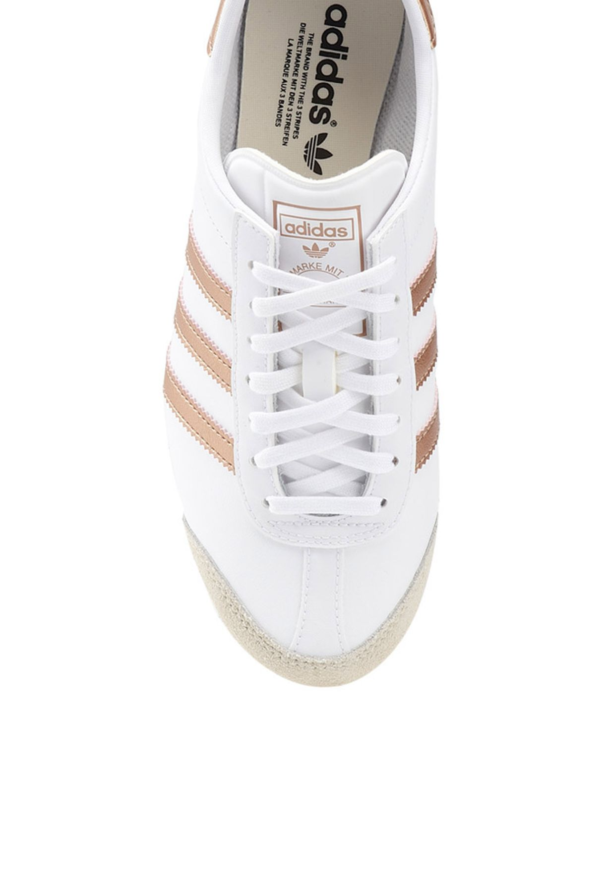 Adidas d65833 Originals Women White Aditrack W Casual