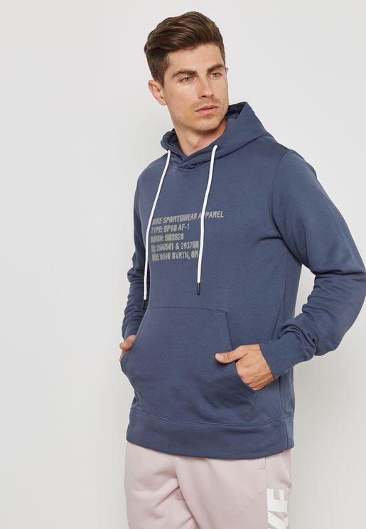 b7d4ba438f5b Nike Hoodies and Sweatshirts for Men