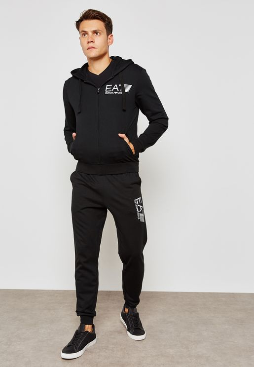 Train Visibility Hoodie+Sweatpants